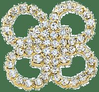 Bottone dorato