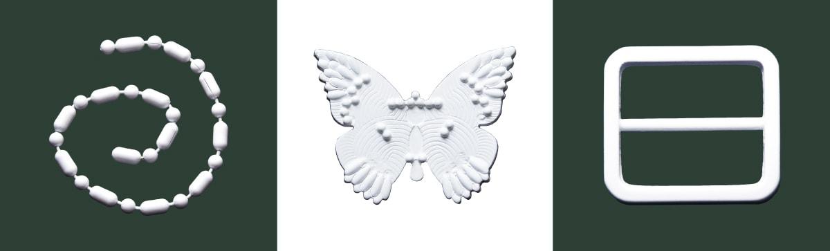 Prada, military and white