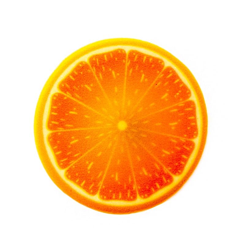 Applicazione arancia