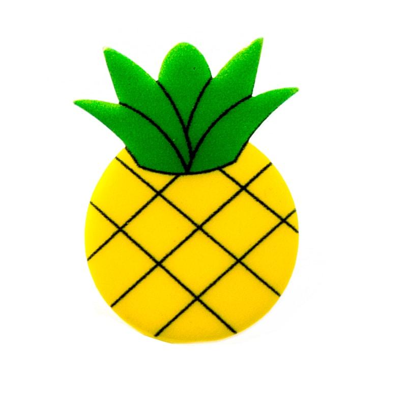 Applicazione ananas in plastica