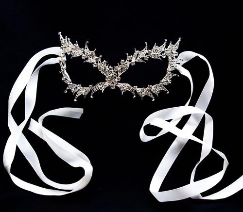 accessorio maschera veneziana
